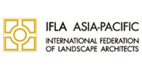 International Federation of Landscape Architects  - Asia Pacific Region logo